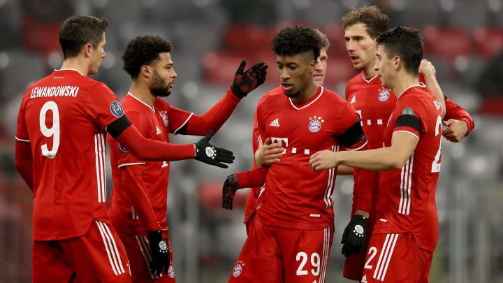 Bayern steht als Gruppenerster fest