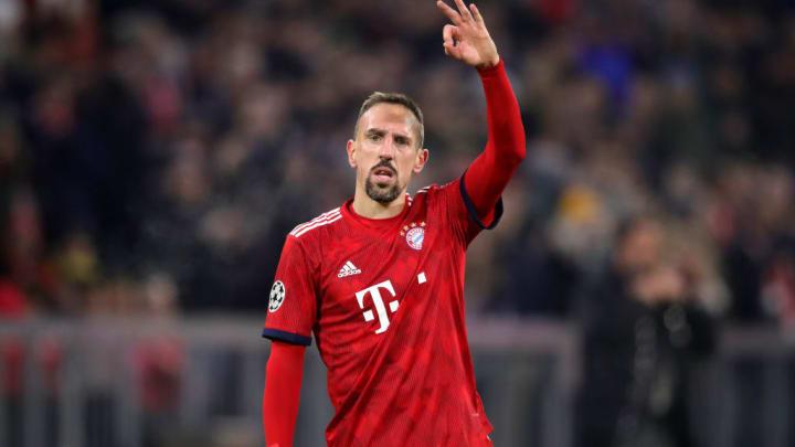 Franc Ribéry a longtemps fait partie des meilleurs joueurs de la planète.