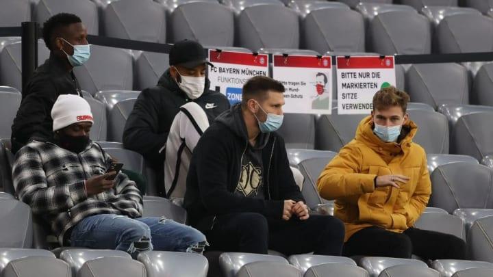 Zu dick für den Kader? Niklas Süle wird Übergewicht vorgeworfen