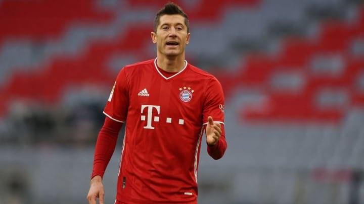 Lewandowski trifft oft, kann sich aber auch auf seine Mitspieler verlassen