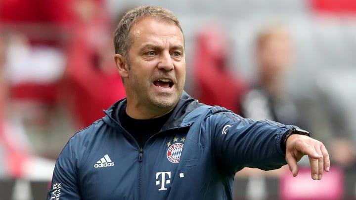 Hansi Flick - the architect of Bayern's recent transformation