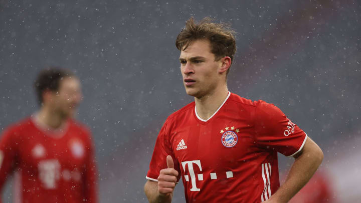 Joshua Kimmich was amongst the stars this week in the world of Football.