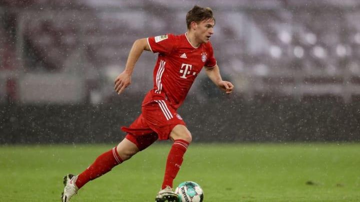 Kimmich ist der Anker beim FCB und DFB!