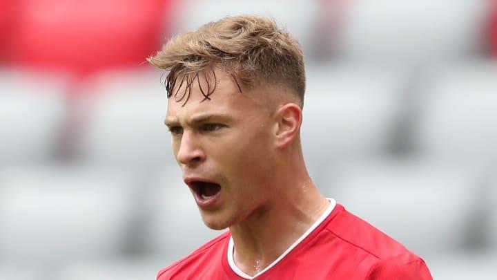 Joshua Kimmich gehört zu den neuen Top-Verdienern bei den Bayern