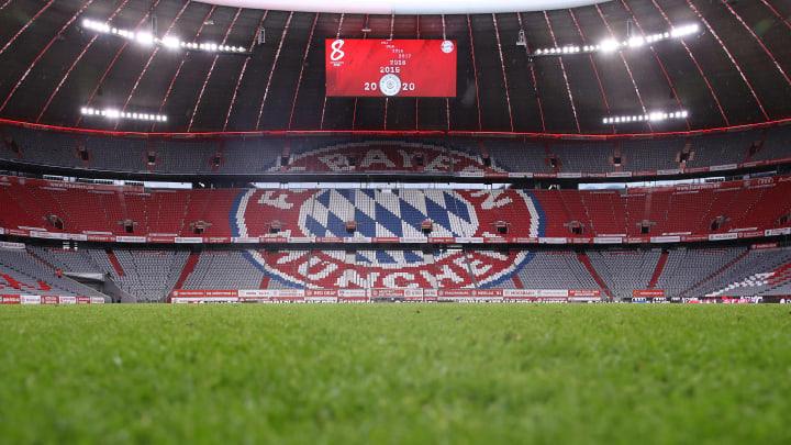 Das Rückspiel im CHampions League-Achtelfnale darf der FC Bayern nicht zu Hause austragen