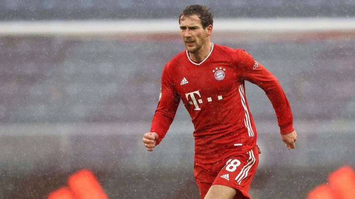 Leon Goretzka est un joueur clé du Bayern Munich.