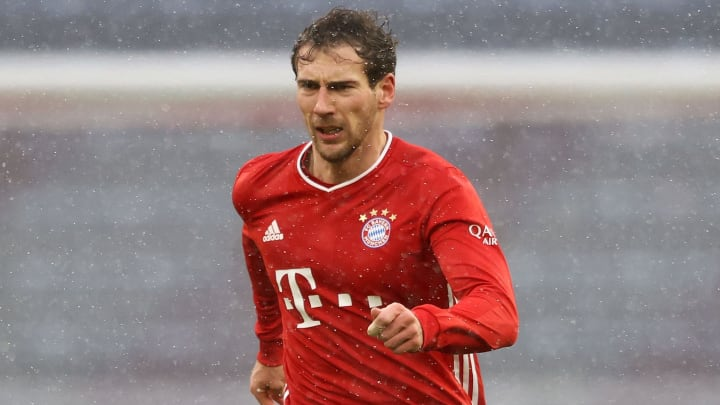 Leon Goretzka ist im Bayern-Mittelfeld mittlerweile unverzichtbar geworden