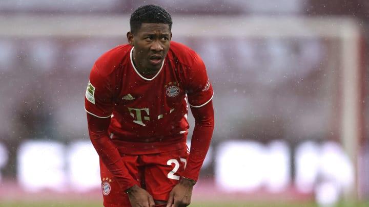 David Alaba quittera le Bayern Munich cet été, après la fin de son contrat.