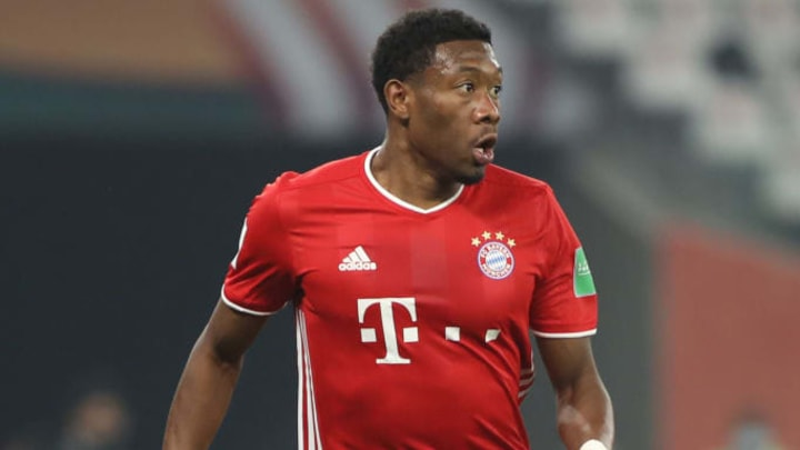David Alaba  will leave Bayern this summer