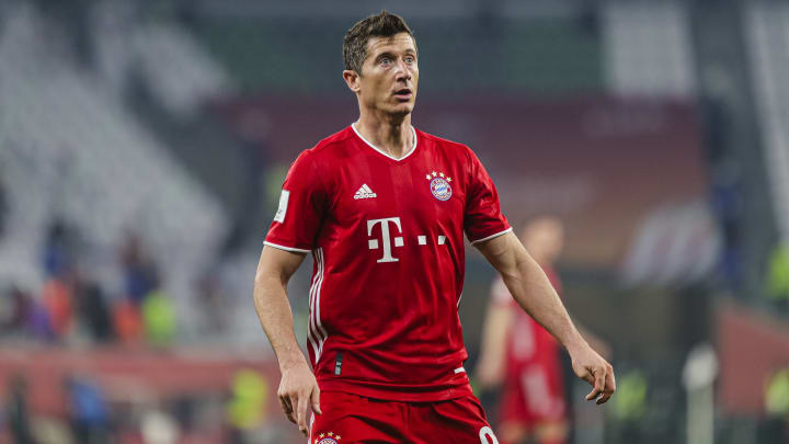 Robert Lewandowski ist die Torgarantie des FC Bayern.
