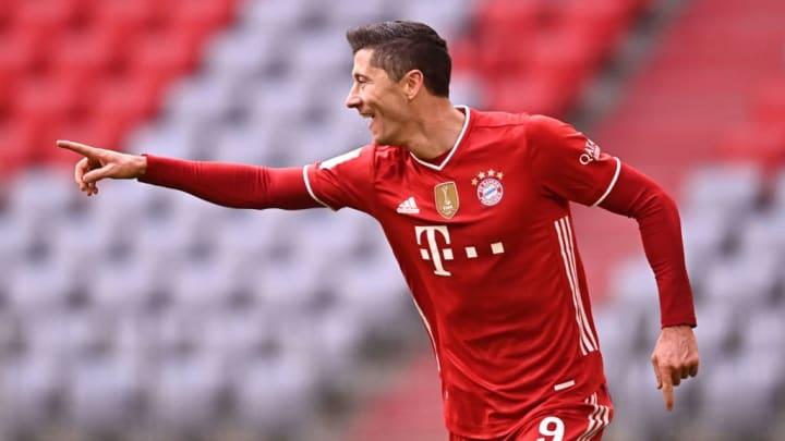 Robert Lewandowski Bayern Munique