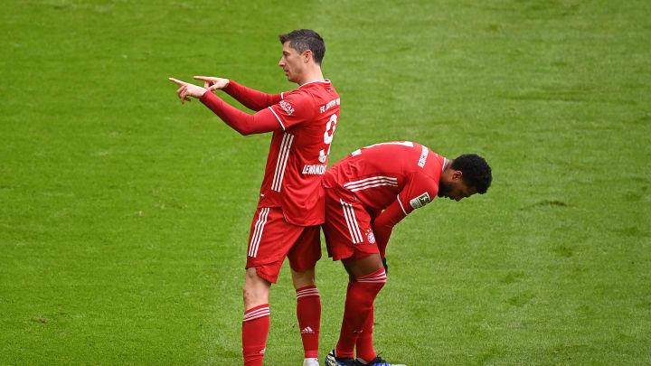 Gnabry und Lewandowski fallen aus. Wer schießt jetzt die Tore für die Bayern?