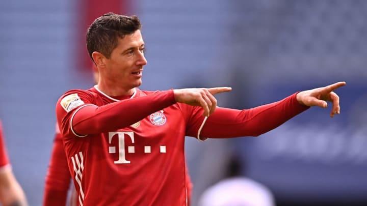 Robert Lewandowski, Bayern de Munique