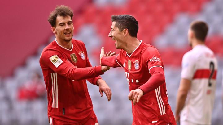 Lewandowski kehrt zurück