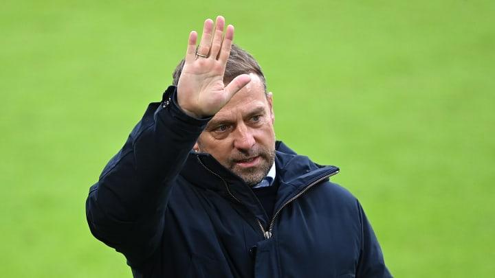 Sagt Hansi Flick bald 'Servus FC Bayern'?