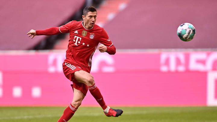 Robert Lewandowski wird den Bayern in den nächsten Wochen fehlen. Wer übernimmt seine Rolle im Angriff?