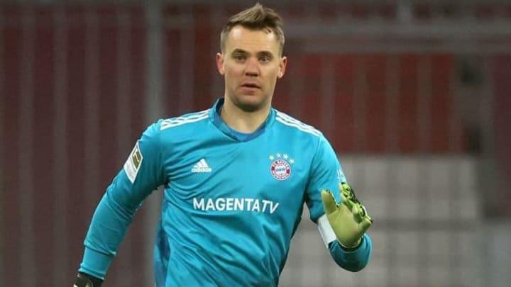 Die Bayern sind aktuell auf einen Neuer in Bestform angewiesen