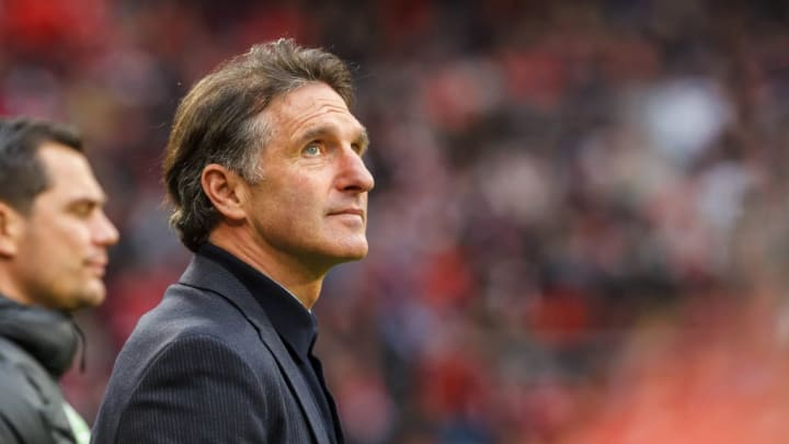 Talente-Förderer: Bruno Labbadia soll auch in Berlin die jungen Spieler fördern