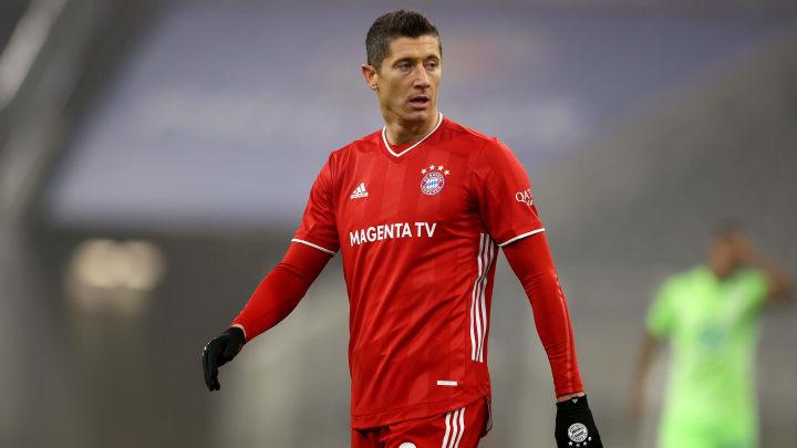 Robert Lewandowski has won the best FIFA Men's Player award