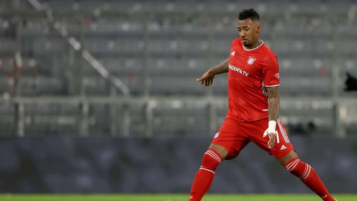 Jerome Boateng wird dem FCB vorerst nicht zur Verfügung stehen