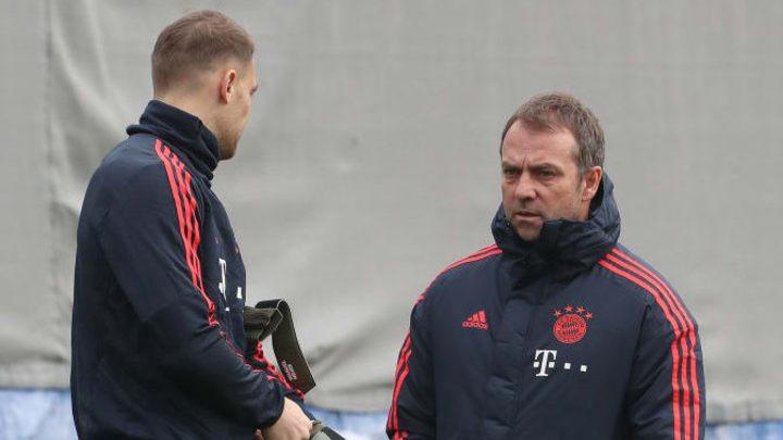 Hansi Flick, Manuel Neuer