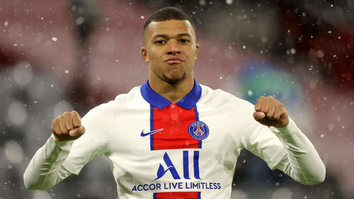 Mbappe looks set to move on