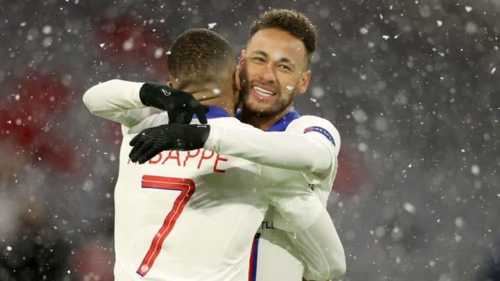 PSG Champions League Neymar