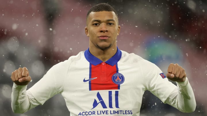 Mbappe has been linked with a move away from PSG for some time