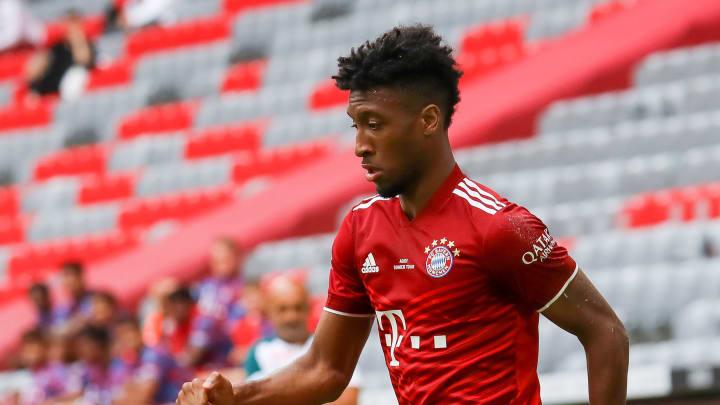 FC Bayern: Coman erleidet Rippenprellung - Keine Kaufoption im Zirkzee-Deal