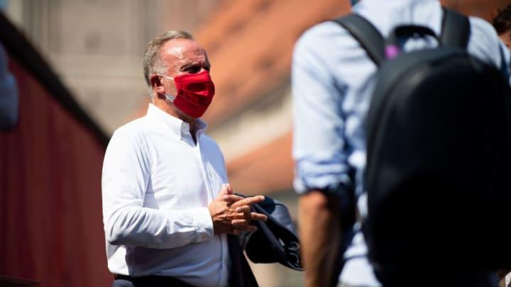 FC Bayern-Boss Rummenigge findet deutliche Worte