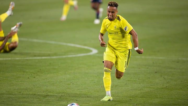 Hany Mukhtar gelang in der MLS ein neuer Rekord