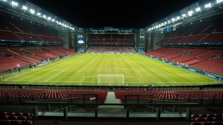 FC Copenhagen v FC Porto - UEFA Champions League