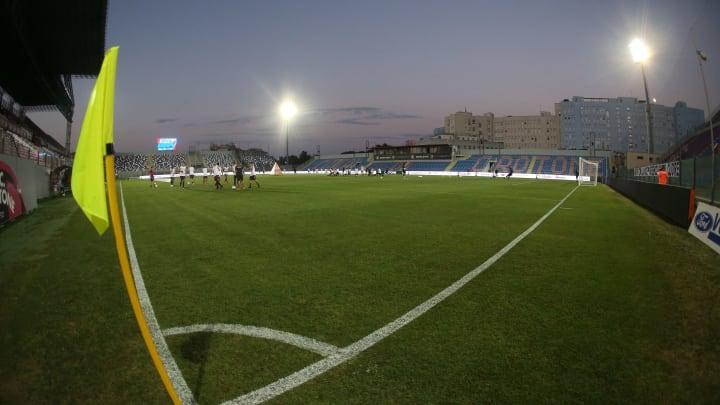 Lo stadio Scida