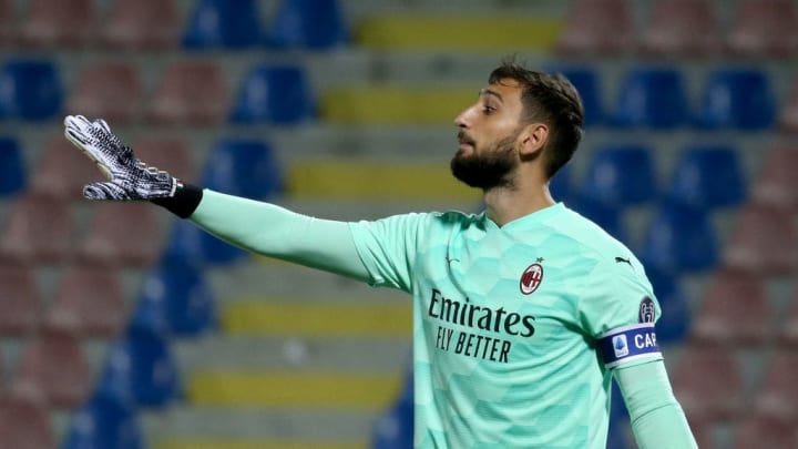 Donnarumma is one of the club's most experienced yet youngest players