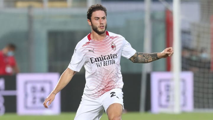 Davide Calabria ist mittlerweile Leistungsträger bei Milan