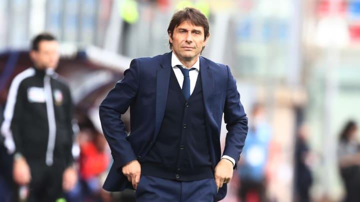 Tottenham hold 'positive' talks with Antonio Conte