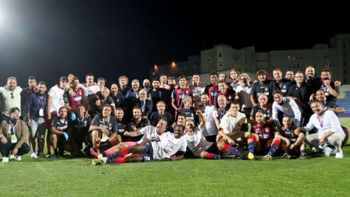 FC Crotone v Frosinone Calcio - Serie B