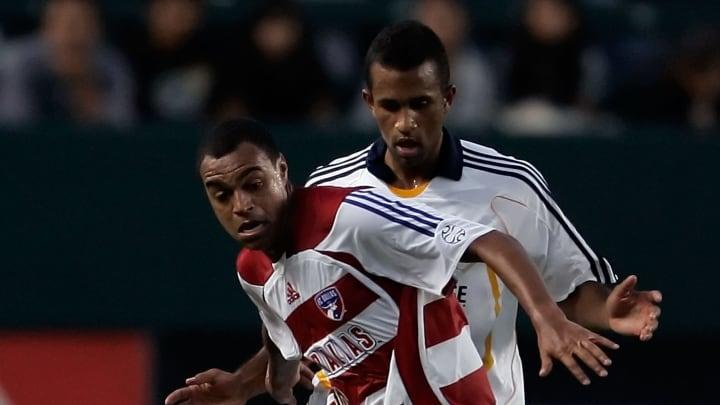 Denílson disputou somente oito partidas pela MLS.