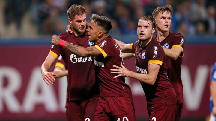 Auf Schalke spielten derzeit fast nur neue Gesichter
