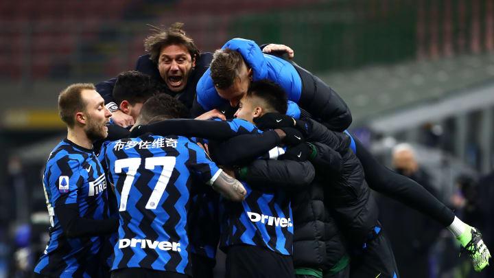Inter Mailand hat Juventus Turin im Vorjahr nach neun Meisterschaften in Serie entthronen können
