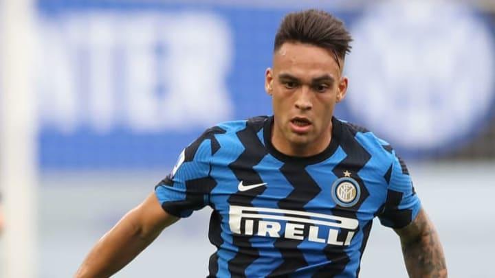 Lautaro Martinez pourrait rapporter gros à l'Inter.