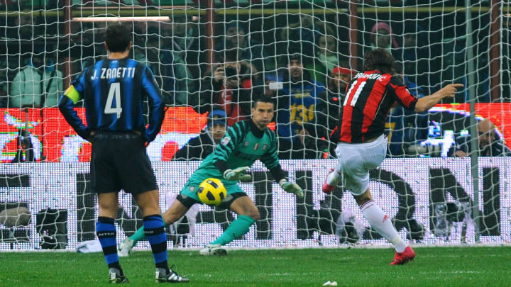 Milan were the last club to win Serie A before Juventus picked up nine consecutive titles