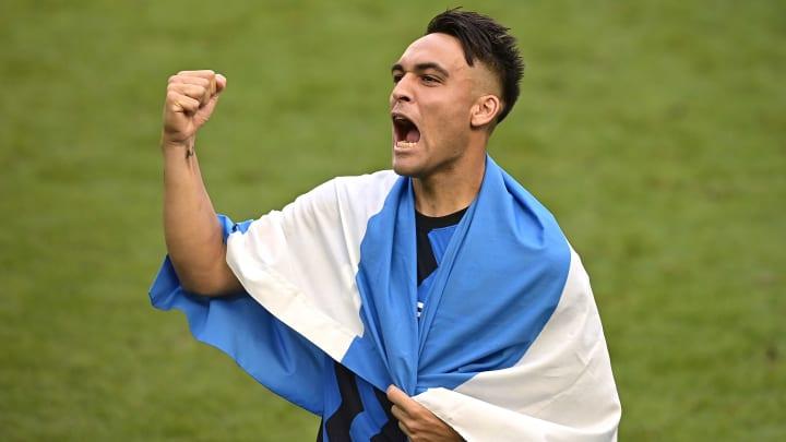 Lautaro Martínez segue com o futuro incerto na Inter de Milão.