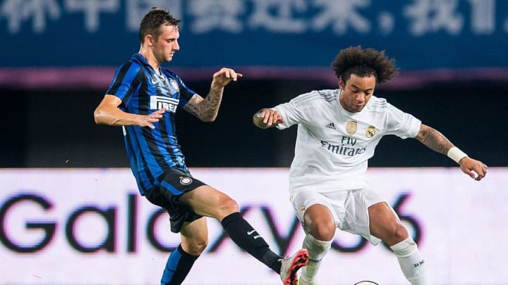 FC Internazionale Milano vs Real Madrid - International Champions Cup 2015