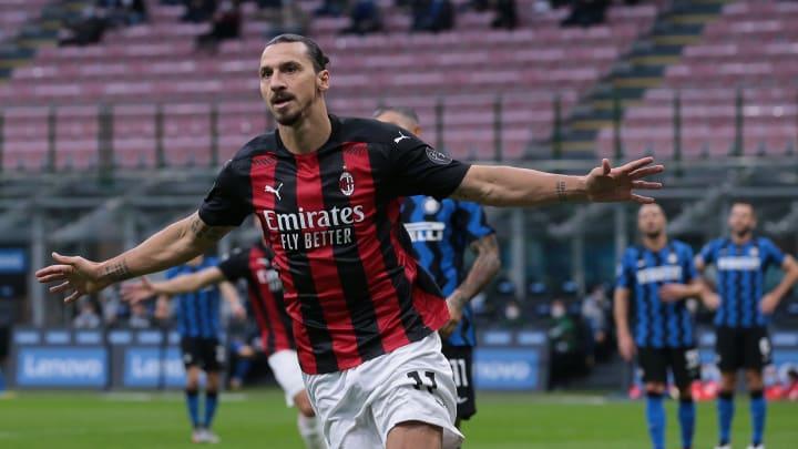 Ibrahimovic decisivo nel Derby di Milano