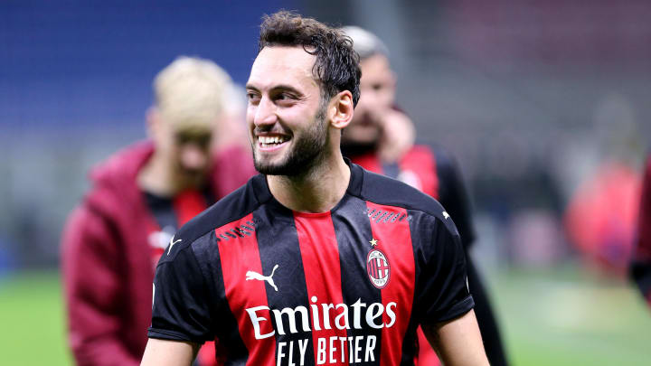 Man Utd have been tipped to offer Calhanoglu a five-year contract