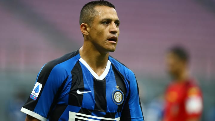 Alexis Sánchez has been terrific for Inter since Serie A's restart