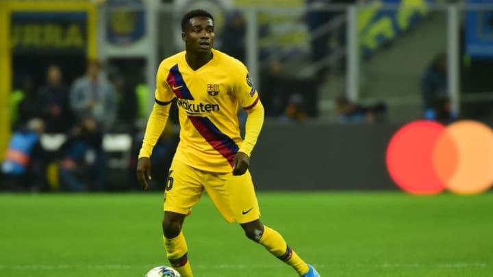 Moussa Wague vor Abgang aus Barcelona?