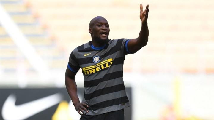 Romelu Lukaku Inter Milão