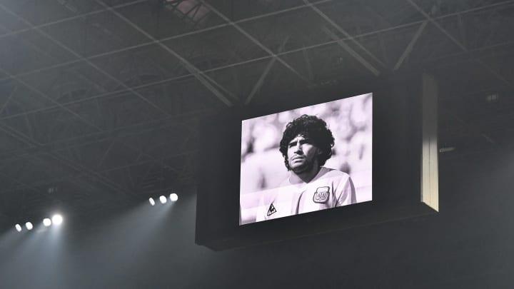 Diego Maradona Vigils Created in Naples and Argentina
